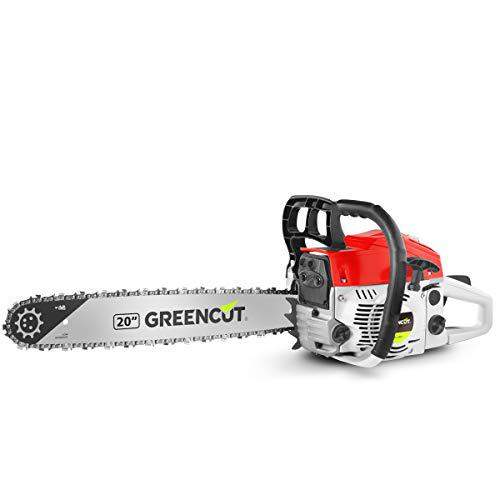 Greencut GS620X Motosega a Scoppio