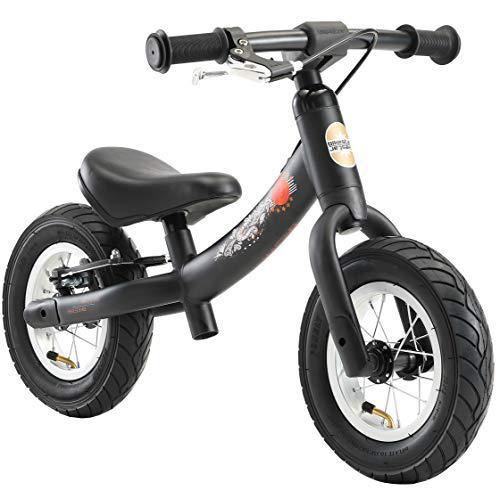BIKESTAR 2-in-1-Fahrrad ohne Pedale
