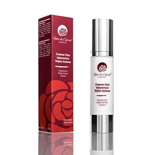 Pure Hyaluronic Acid Anti-Wrinkle Moisturizing Face Cream