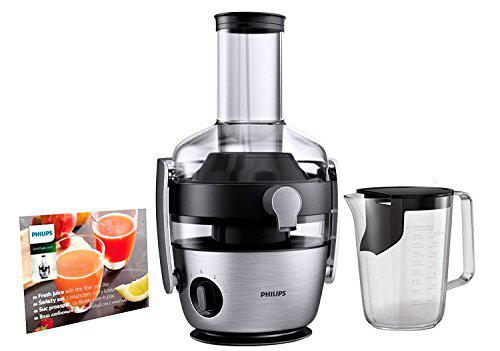 Philips HR1921/20 Centrifuga per Succhi di Frutta e Verdura