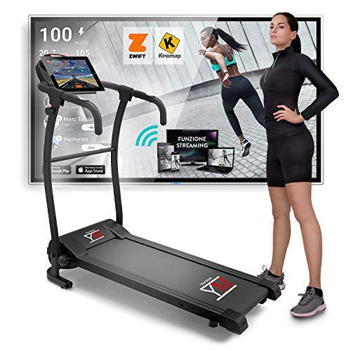 YM TAP100 Electric Folding Treadmill