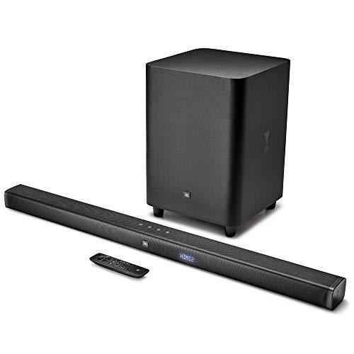 JBL BAR 3.1 Soundbar Bluetooth con Subwoofer Wireless per TV e PC