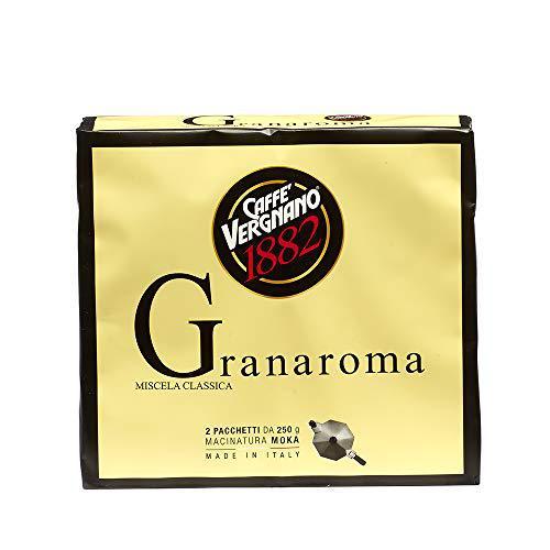 Caffè Vergnano 1882 Caffè Macinato Granaroma