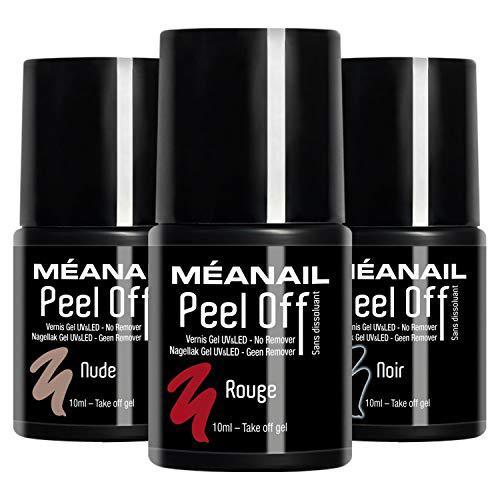 Trio Peel Off Unghie