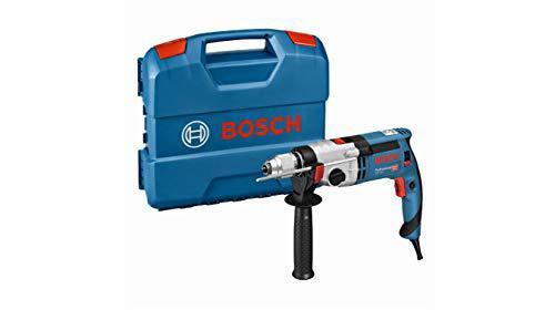 Bosch Professional 060119C801 Trapano con Percussione GSB 24-2