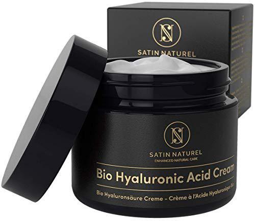 BIO Anti-Falten-Gesichtscreme 100% Bio-Hyaluronsäure 50 ml