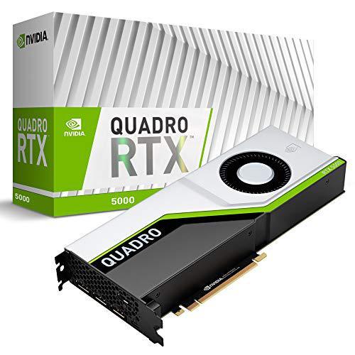 PNY VCQRTX5000-PB scheda video Quadro RTX 5000 16 GB GDDR6