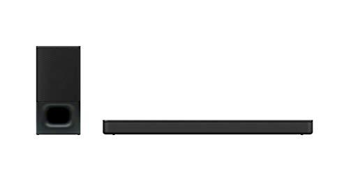 Sony HT-S350 Soundbar 2.1 Canali con Subwoofer Wireless, Bluetooth, Nero