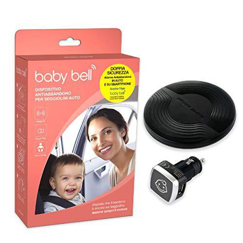 Dispositivo anti abbandono Steelmate Baby Bell