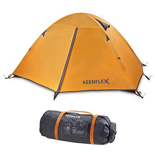 KeenFlex Tenda da Campeggio per 2 Persone