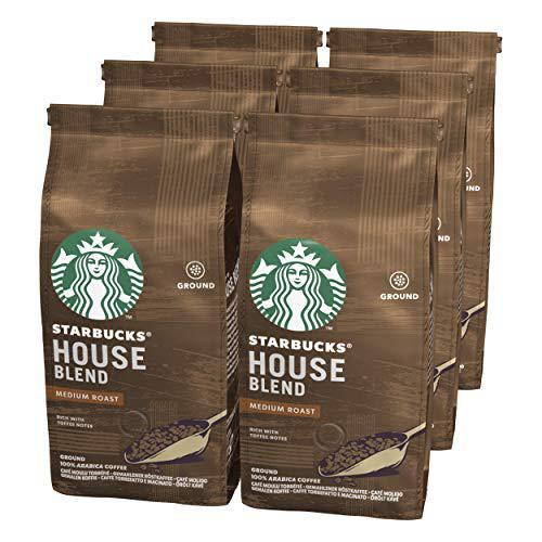 Starbucks House Blend Caffè Macinato