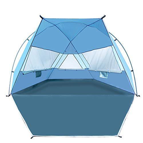 Forceatt 3-4 Personen Strand Camping Zelt