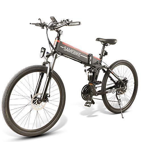 SAMEBIKE Biciclette elettriche da 26 Pollici