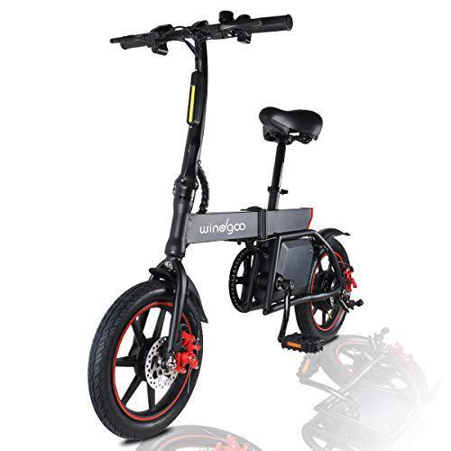 MoovWay Windgoo Bicicletta Elettrica Pieghevole