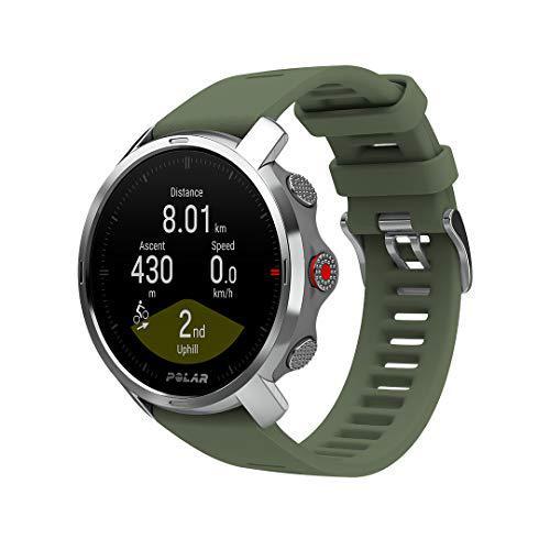 Polar Grit X Outdoor Multisportuhr GPS