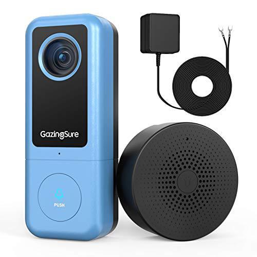GazingSure Videocitofono WiFi