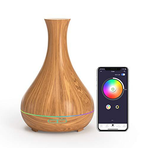 Meross Alexa Essential Oil Diffuser