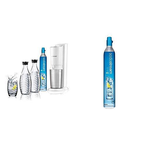 Sodastream Gasatore d'Acqua Frizzante Crystal Mega Pack