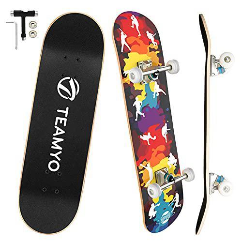 Skateboard 80 X 20 cm