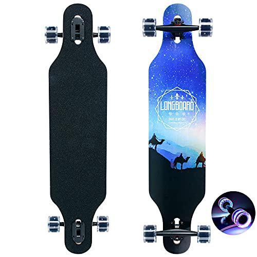 Skateboard da longboard
