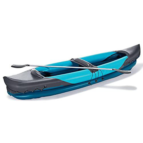 QSKL Barca Kayak Gonfiabile per 2 Persone