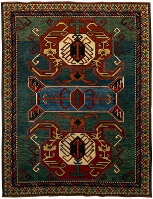 Kazak Rectangle 4x6