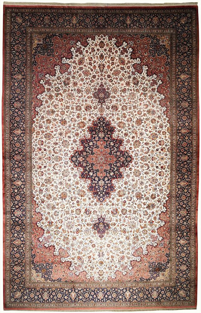Persian Qum Rectangle 13x20