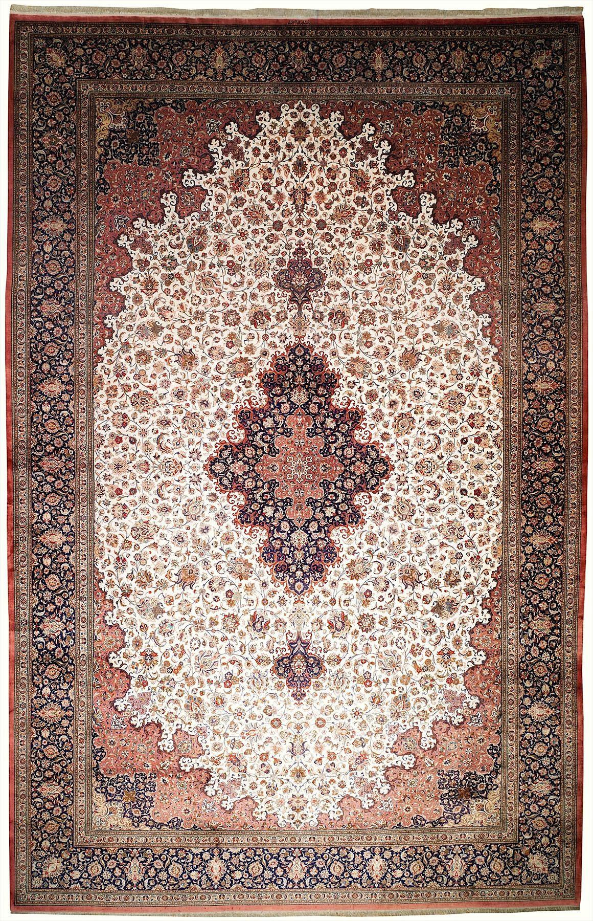 Persian Qum 13x20