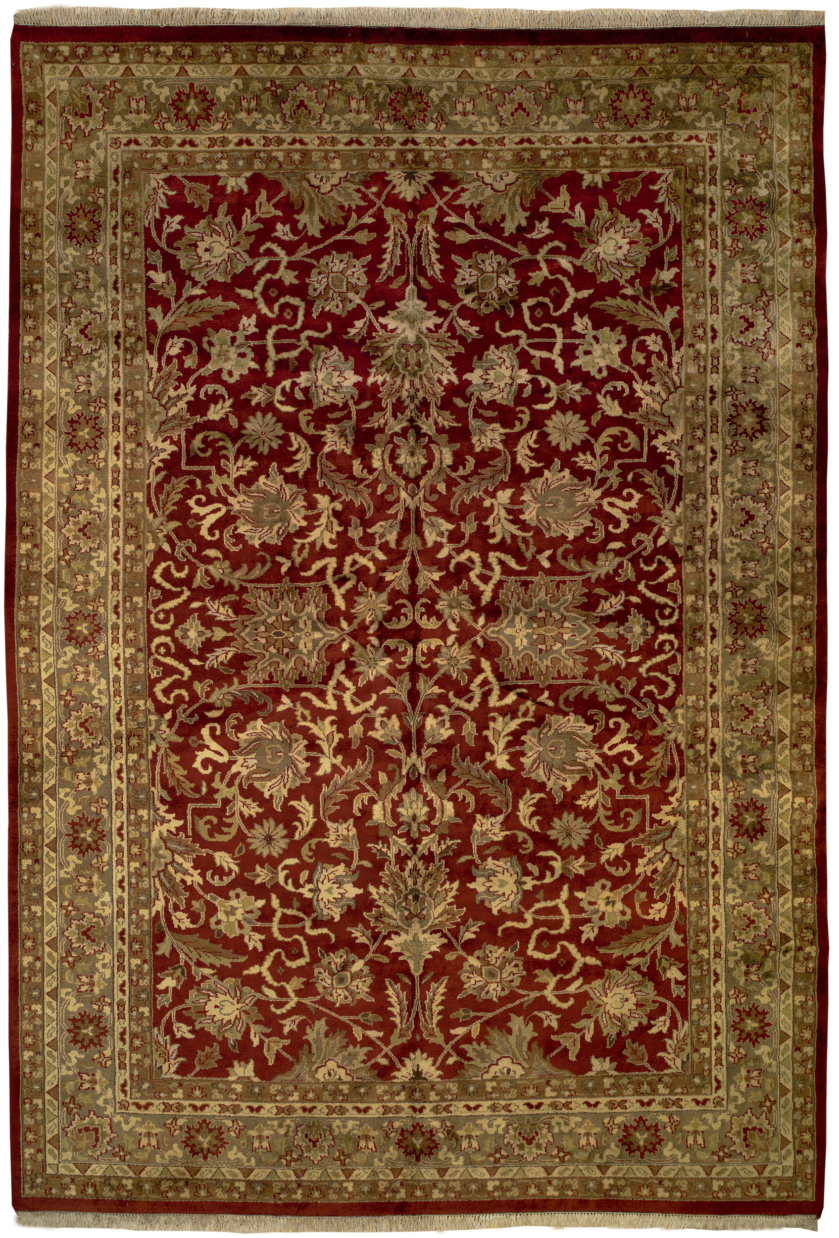 Kashan Rectangle 9x14