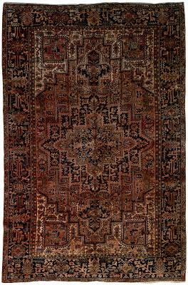 Persian Heriz Rectangle 7x12