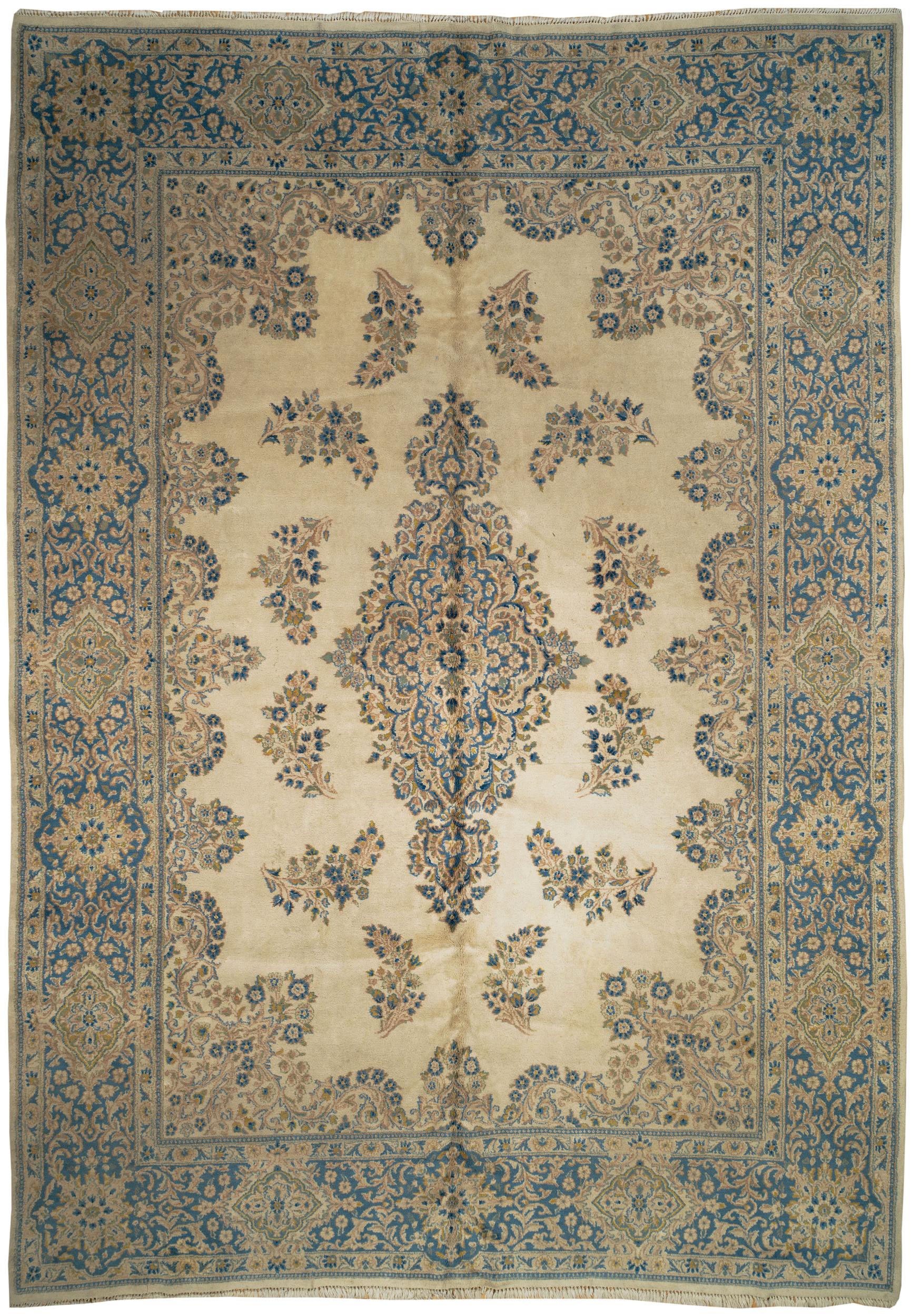 Persian Kerman Rectangle 9x13