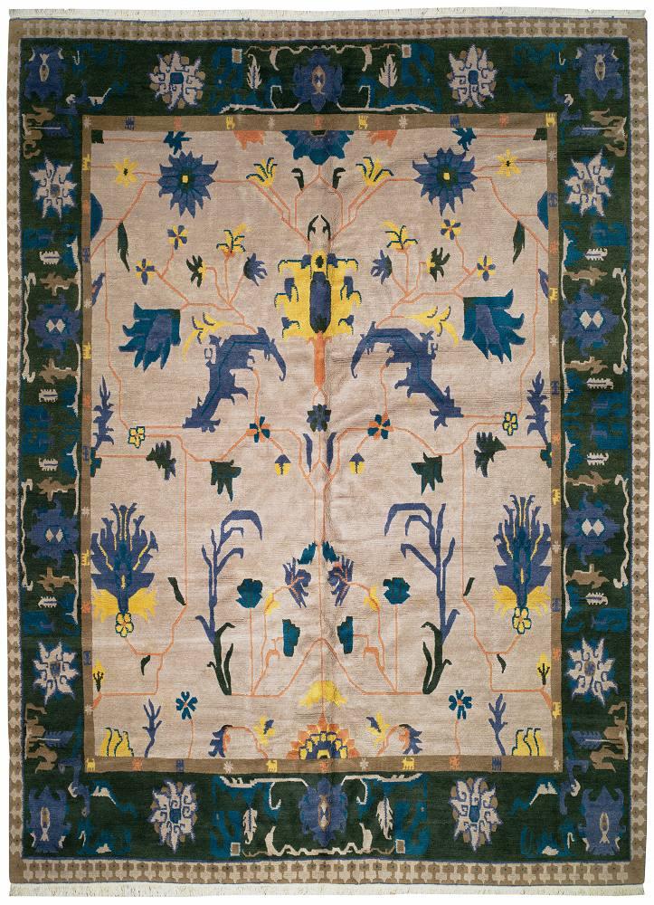 Tibetian Rectangle 10x14