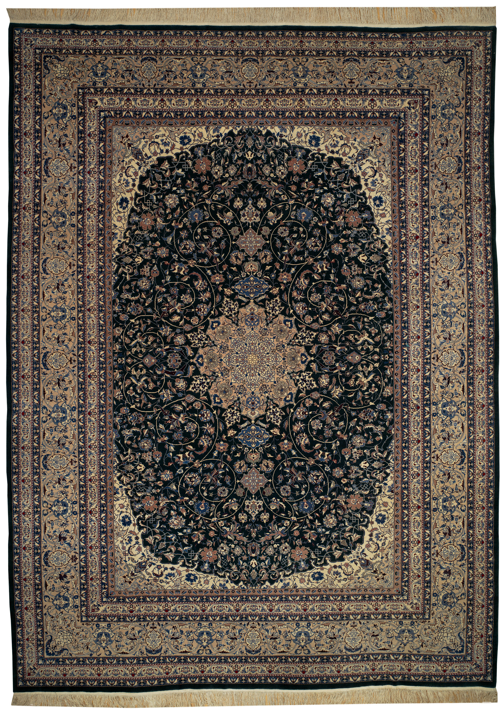 Kashan Rectangle 10x14