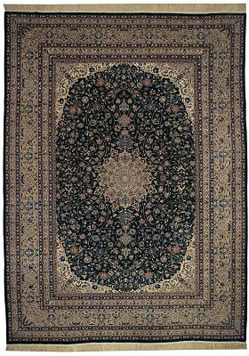 Kashan Rectangle 10x14