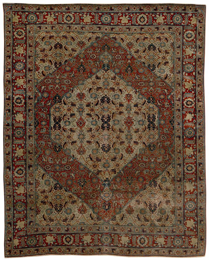 Persian Haj Jalili Rectangle 4x5