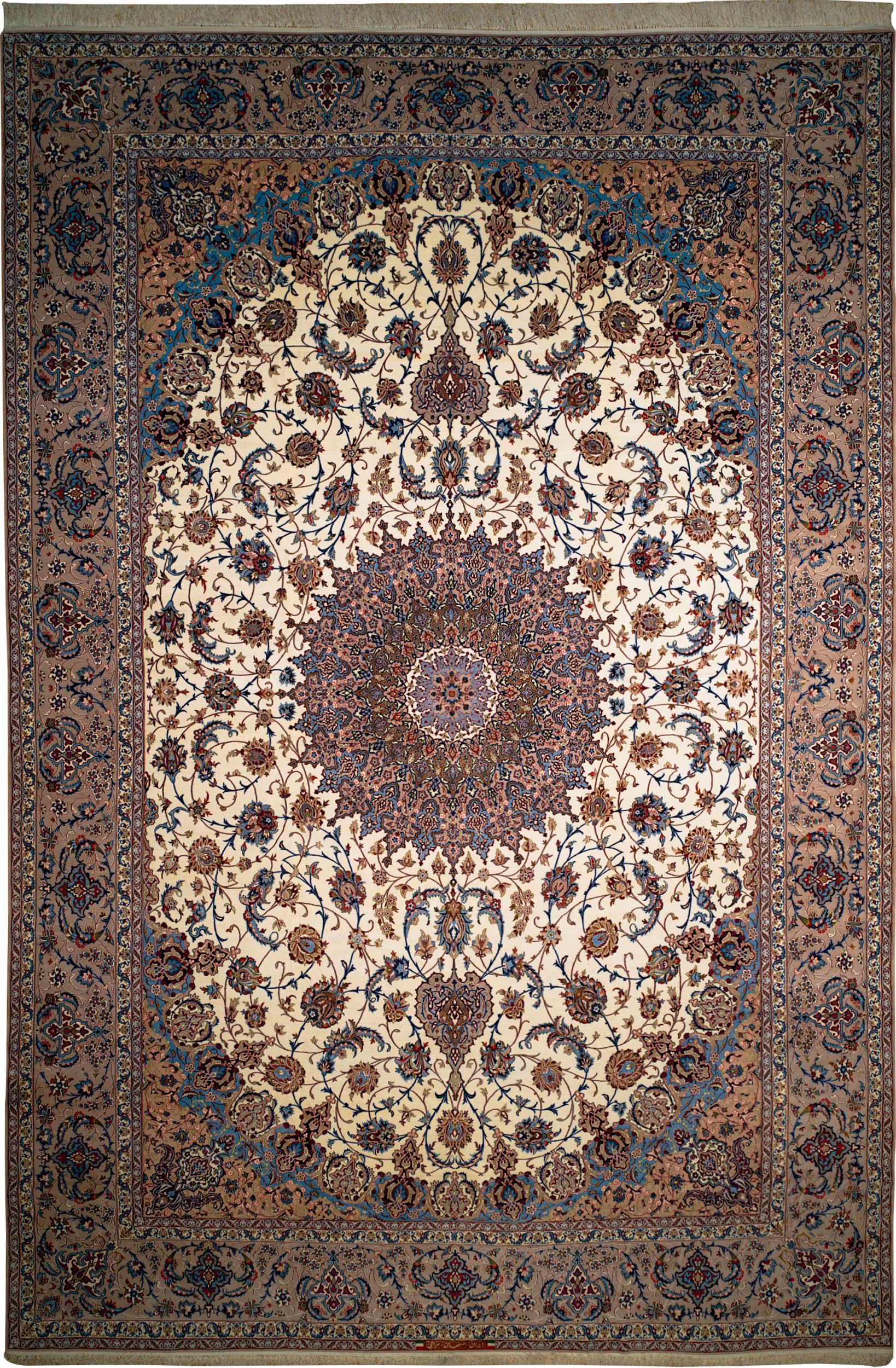 Persian Isfahan Rectangle 13x19