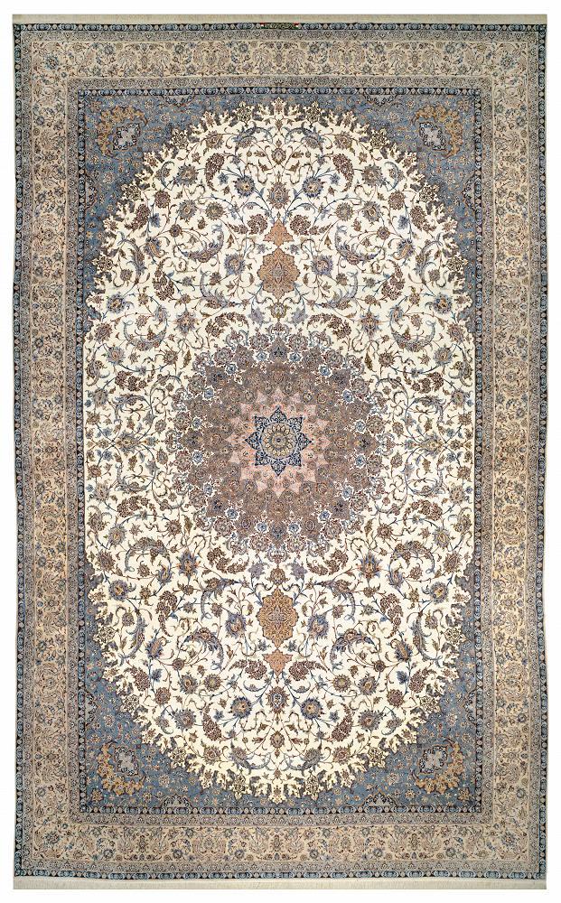 Persian Isfahan Rectangle 15x25