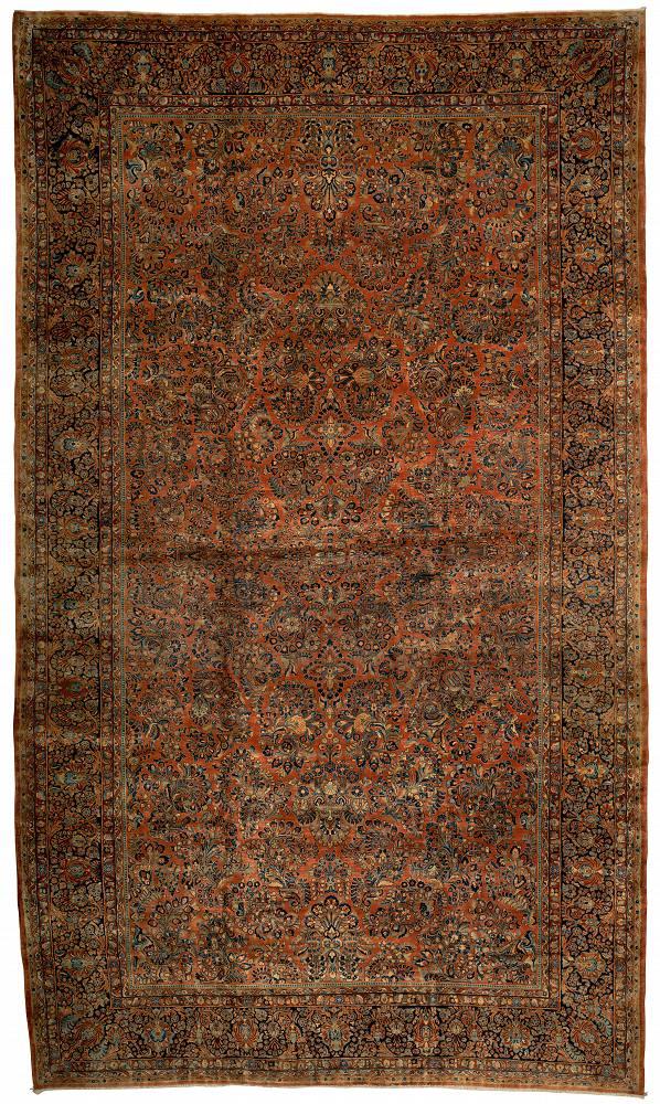 Persian Sar/Mohajer Rectangle 12x20