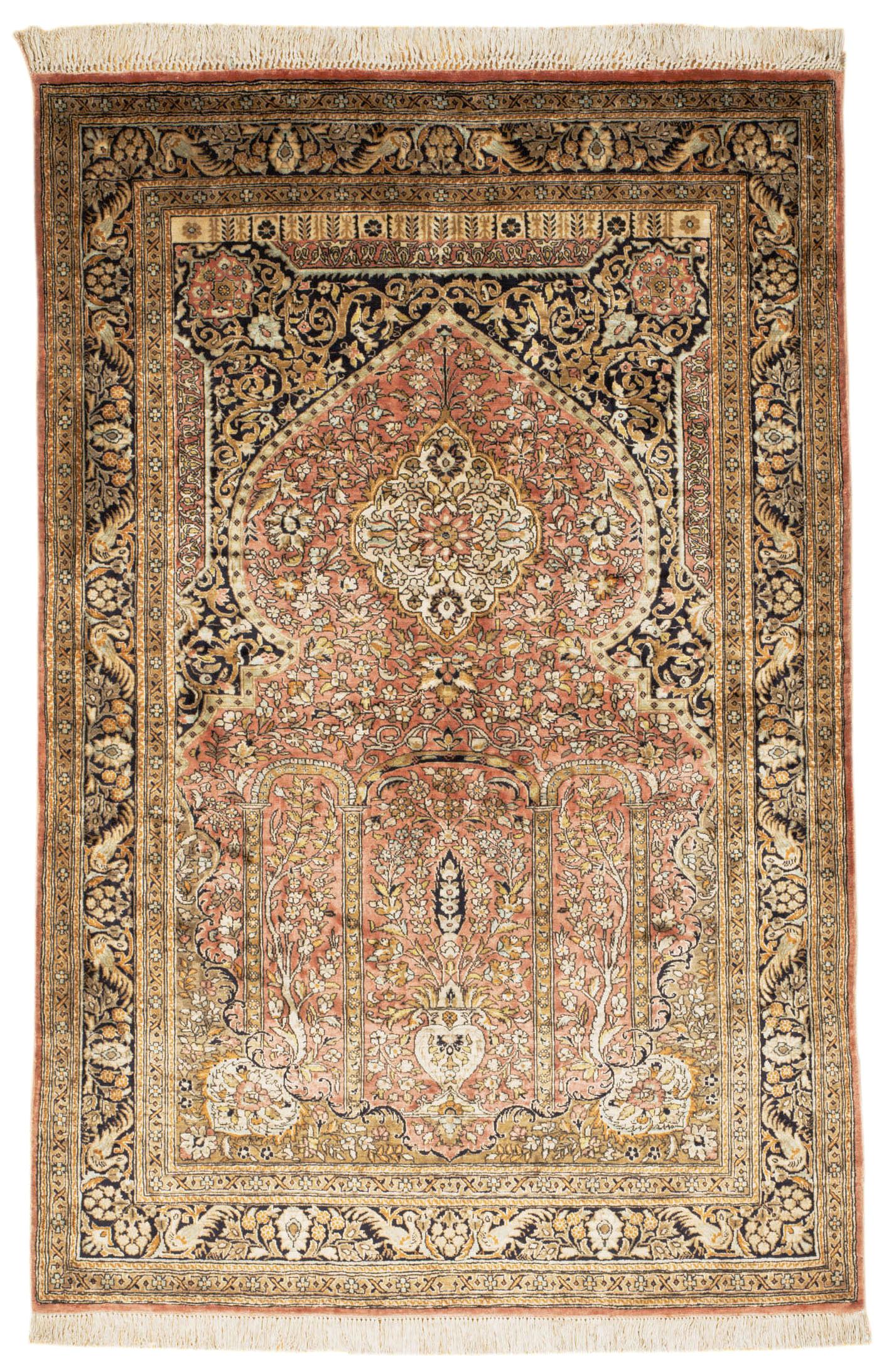 Persian Qum Rectangle 3x5