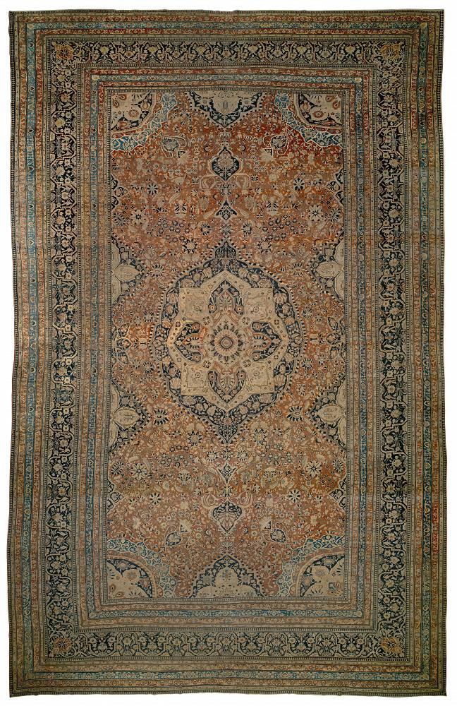 Persian Mohtashem/K Rectangle 15x24