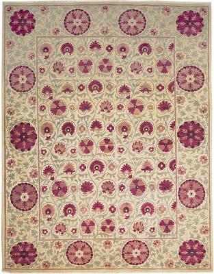 Moroccan Rectangle 9x11