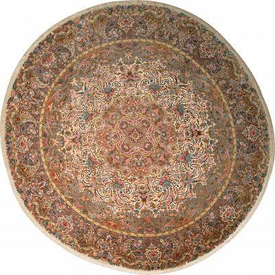 Persian Tabriz Round 12x12