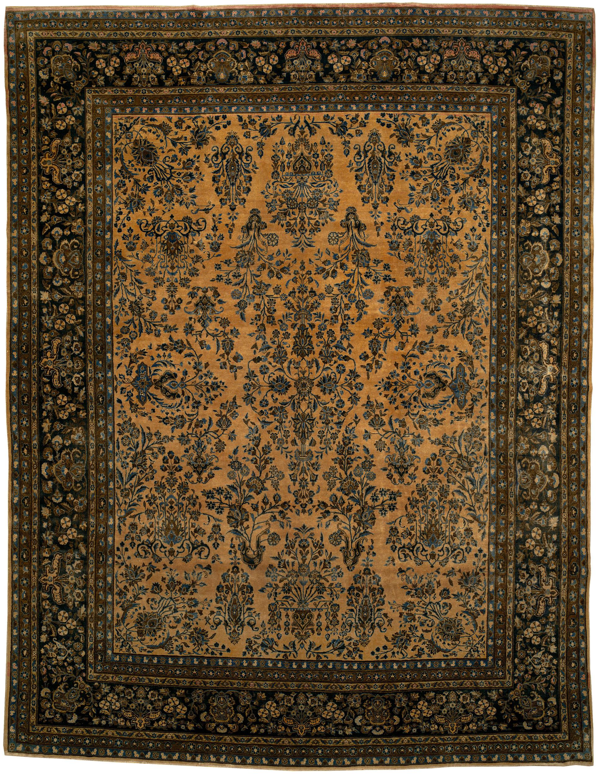 Persian Kashan 10x12
