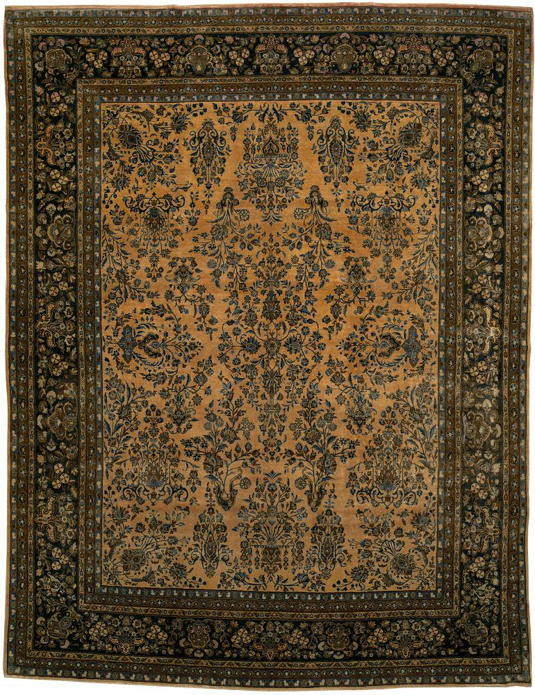 Persian Kashan Rectangle 10x12