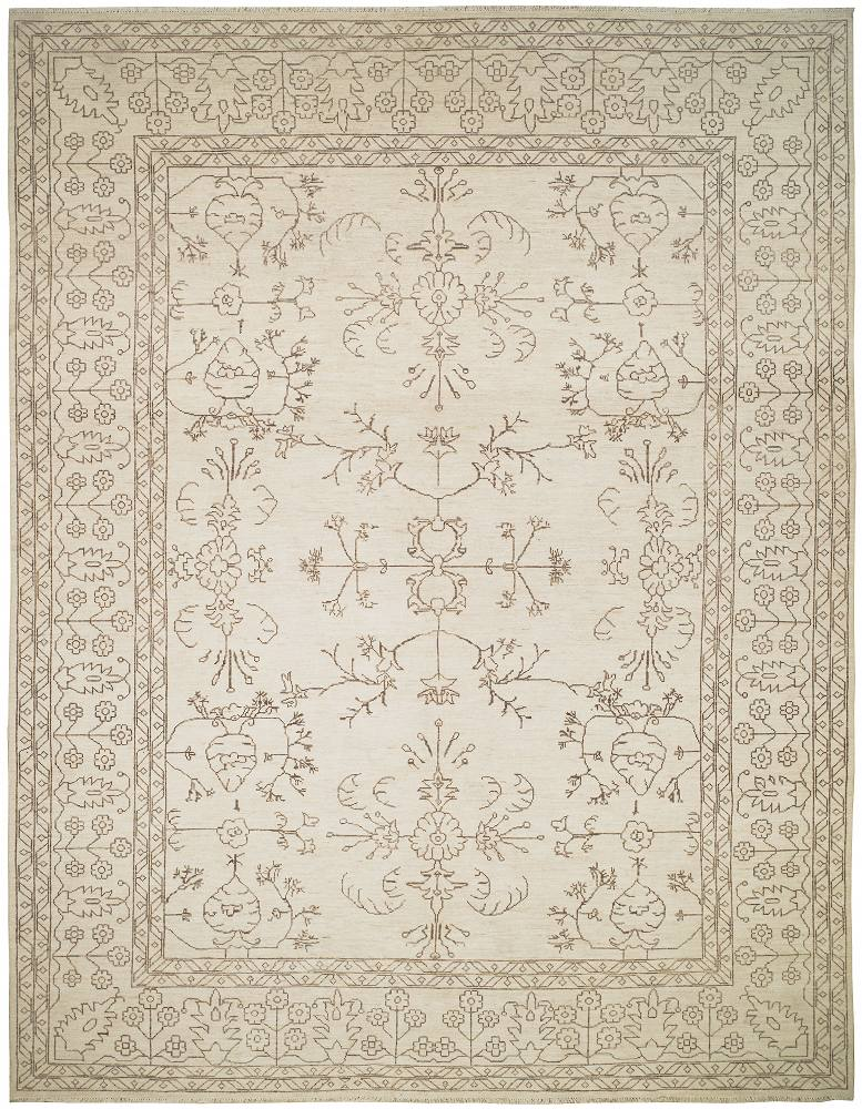 Tabriz Rectangle 10x13