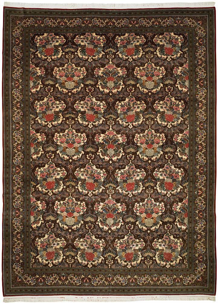 Persian Qum Rectangle 10x13