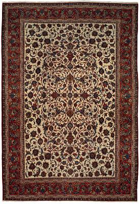Persian Isfahan Rectangle 10x16