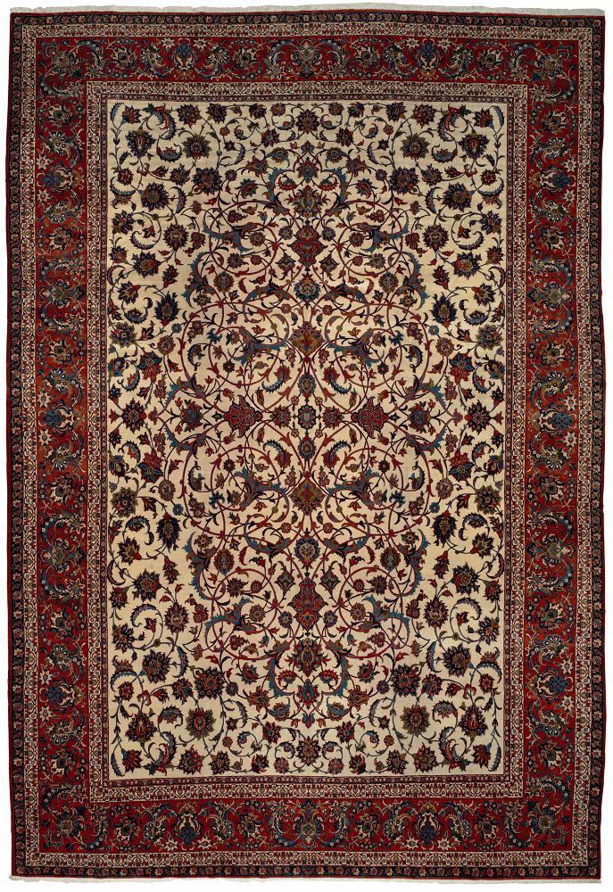 Persian Isfahan Rectangle 10x16