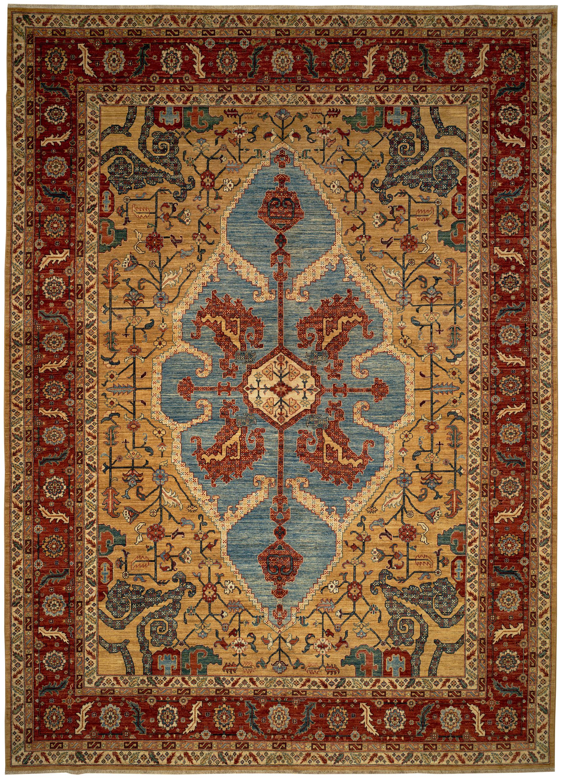 Kazak Rectangle 10x14