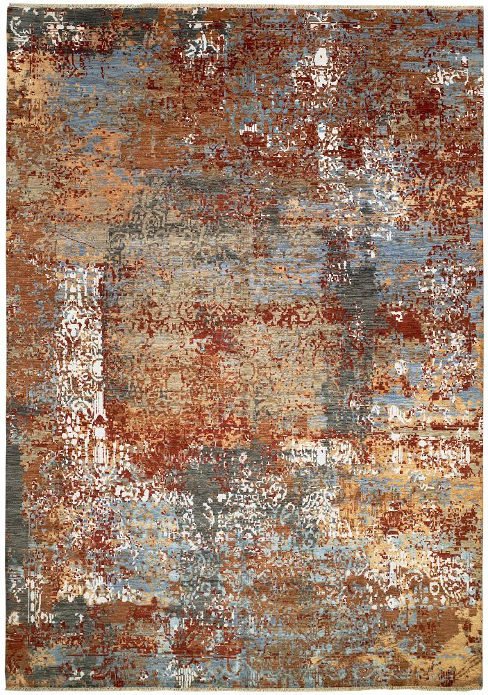 Contemporary Rectangle 10x14